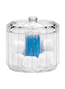 Cotton Ball & Swab Holder