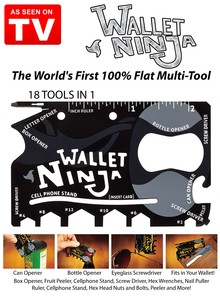 Wallet Ninja - As Seen on TV