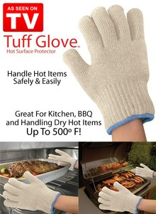 Tuff Glove Hot Surface Protector - As Seen on TV
