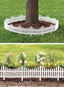Flexible Fence 4-Piece Set
