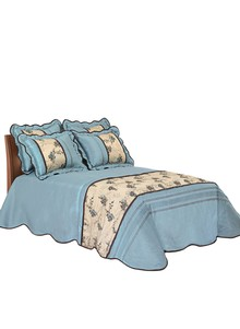 Faux Silk Bedding Separates