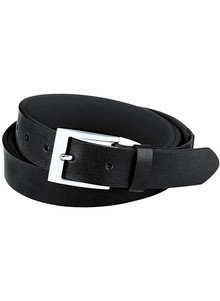 Men's Secret Stretch Panel Belt