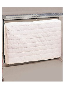 Quilted Air-Conditioner Cover