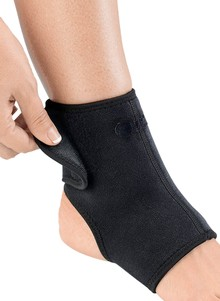 Foaming Ankle Support