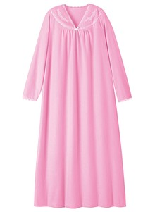 Brushed Tricot Nightgown