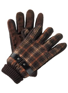 Men's Fleece-Lined Gloves