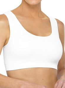 Stretch Nylon Active Bra