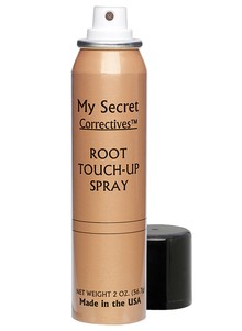 Root-Concealing Touch-Up Spray