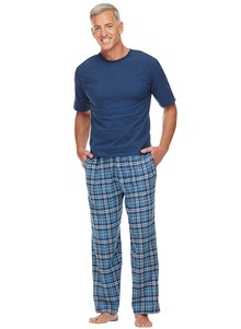 Men's 100% Cotton Pajamas