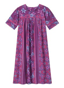 Flattering 100% Cotton Batik Dress