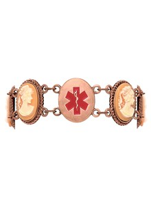 Ladies' Medical ID Bracelet