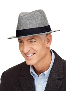 Men's Fedora Hat
