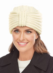 Ladies' Knot Hat
