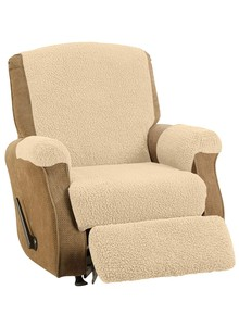 Fleece Recliner Cover