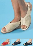 Stretch & Form Sandals