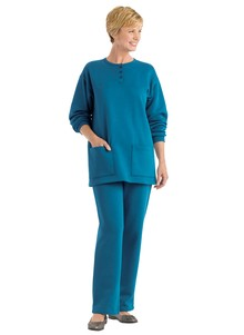 Fleece Pant Set