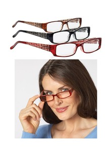 Set of 3 Designer Readers