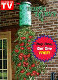As Seen on TV Topsy Turvy&#174 Tomato Planter