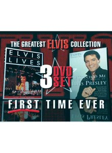 The Greatest Elvis DVD Collection - As Seen on TV