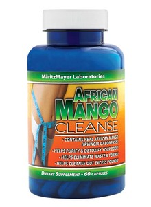 African Mango Cleanse