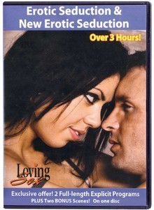 Erotic Seduction DVD
