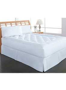 Diamond Loft Mattress Pad