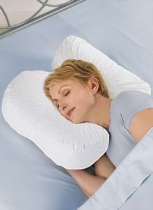 Softeze Sound Sleeper Pillow