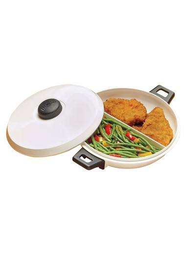 2Section_Microwave_Dish