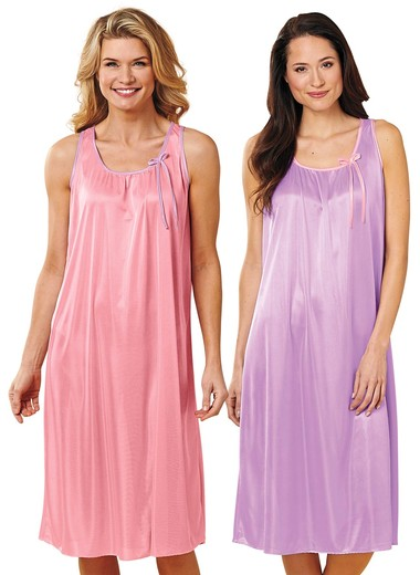 2Pack_Sleeveless_Nightgowns