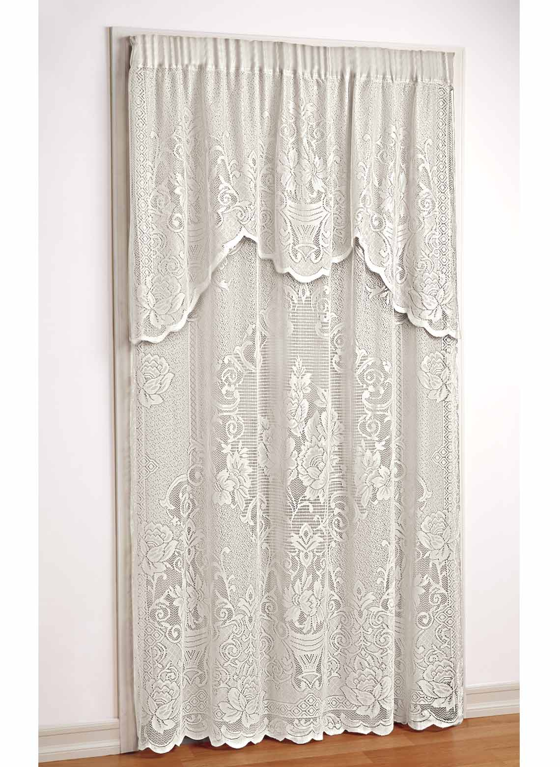 Lace Curtain Panels. Loading Zoom
