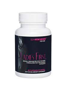 Ladies First Sexual Enhancer Pill