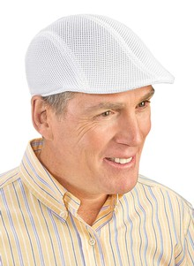 Men's Driving Cap