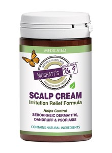Mushatt's Psoriasis Scalp Cream