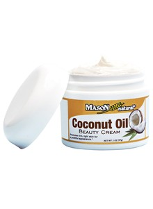 Natural Coconut Oil Beauty Cream