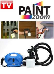 Paint Zoom&#153 Power Sprayer - As Seen on TV