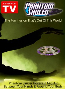 Phantom Saucer - As Seen on TV