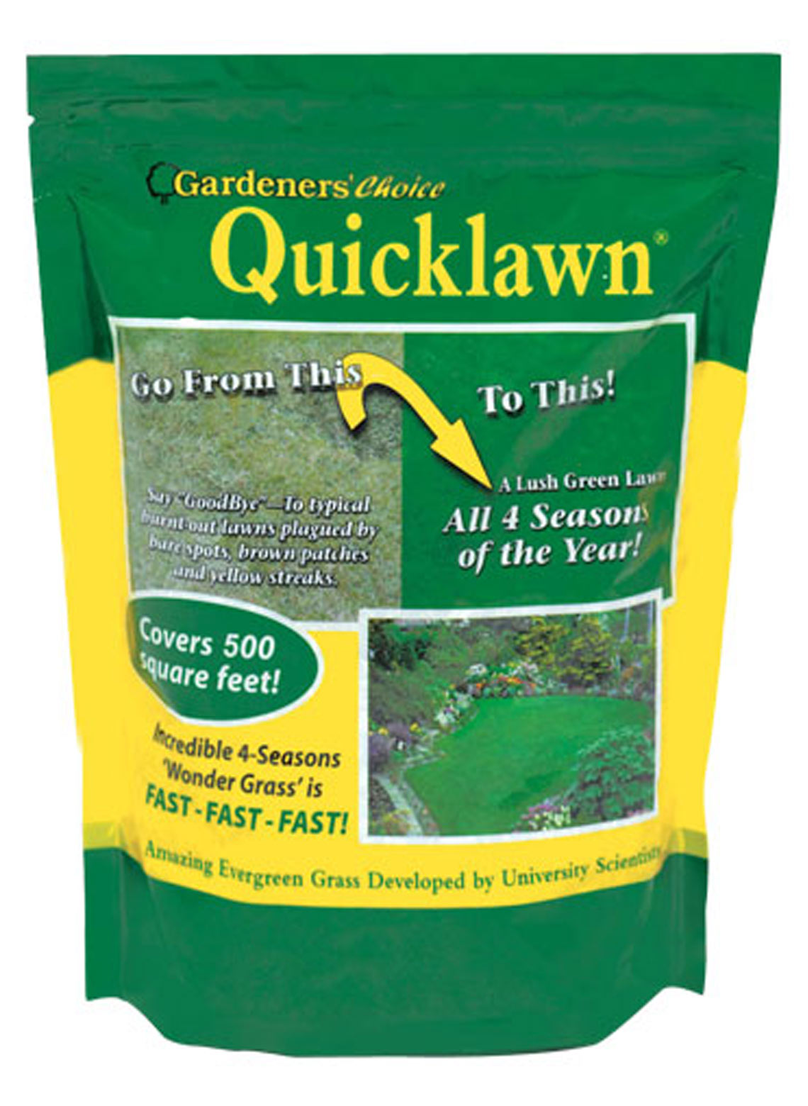 Quicklawn Lawn Seed