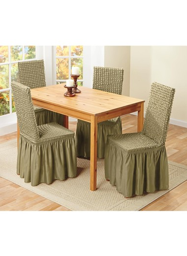 Outstanding Textured Dining Room Chair Covers Caraccident5 Cool Chair Designs And Ideas Caraccident5Info