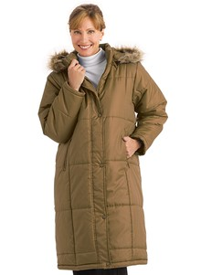 Totes Quilted Coat