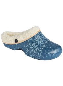 Women's Fleece Lined Clogs